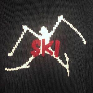 TOMMY HILFIGER Ski Sweater size M